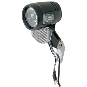 Axa Blueline30 Steady Auto - Éclairage vélo - avec interrupteur noir